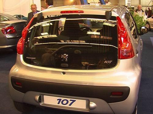 """Résultat de recherche d'images pour """"image 107 salon auto 2005"""""""